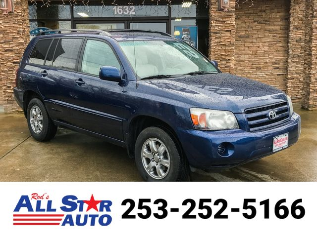 2004 Toyota Highlander AWD The CARFAX Buy Back Guarantee that comes with this vehicle means that y
