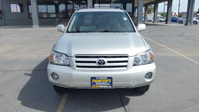 2004 Toyota Highlander Limited St. George, UT 1