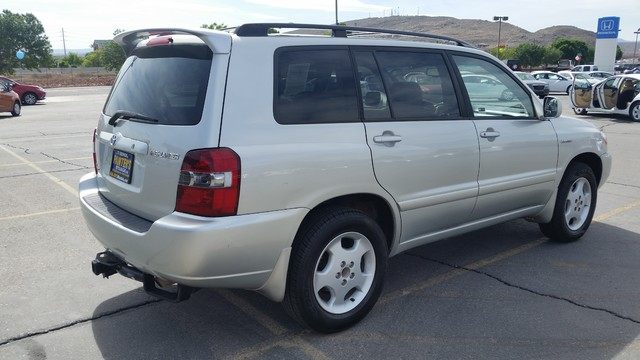 2004 Toyota Highlander Limited St. George, UT 4