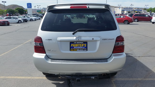 2004 Toyota Highlander Limited St. George, UT 5