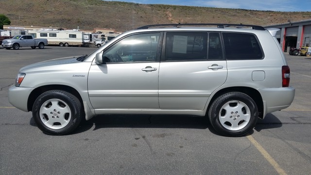 2004 Toyota Highlander Limited St. George, UT 7