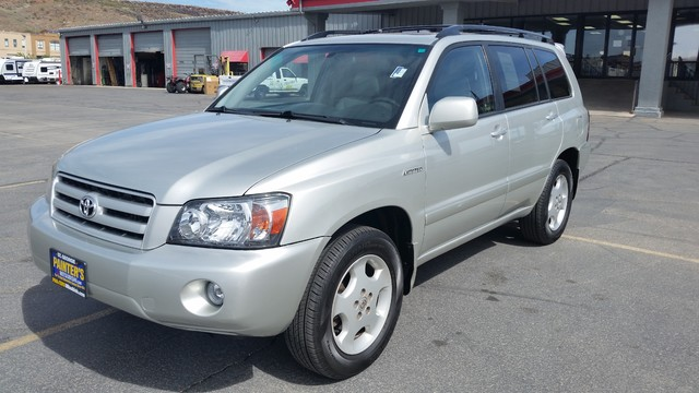 2004 Toyota Highlander Limited St. George, UT 0