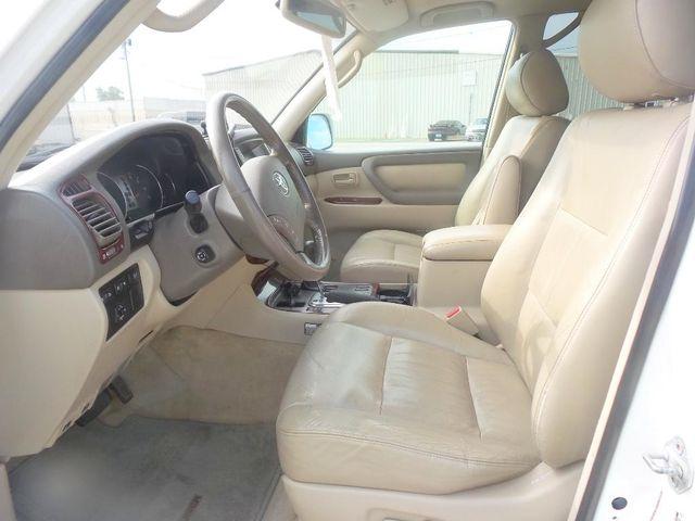 2004 Toyota Land Cruiser Tampa, Florida 2