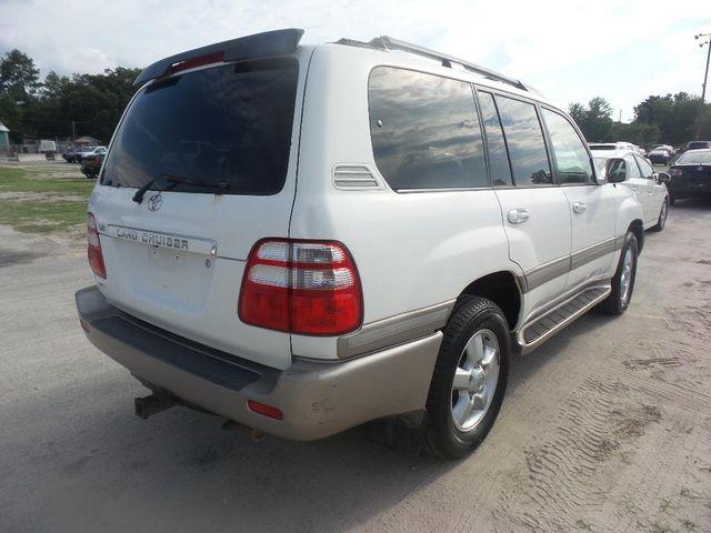 2004 Toyota Land Cruiser Tampa, Florida 3