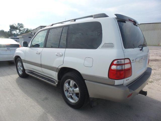 2004 Toyota Land Cruiser Tampa, Florida 4