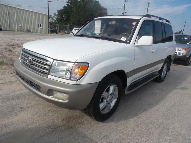 2004 Toyota Land Cruiser Tampa, Florida 5