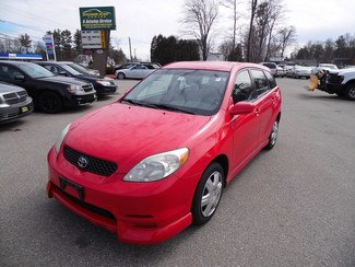 2004 Toyota Matrix XR Derry, New Hampshire