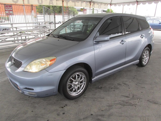 2004 Toyota Matrix XR Please call or e-mail to check availability All of our vehicles are avail