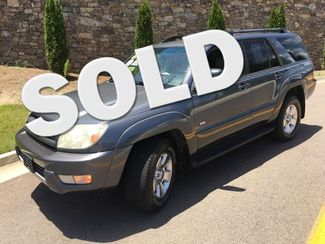 2004 Toyota-One Owner 4 Runner!! 4Runner-CARMARTSOUTH.COM SR5-BUY HERE PAY HERE!! Knoxville, Tennessee