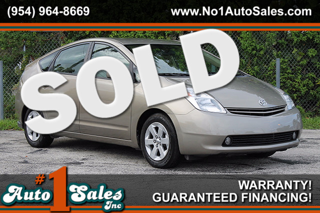 2004 Toyota Prius  WARRANTY CARFAX CERTIFIED AUTOCHECK CERTIFIED 2 OWNERS 22 SERVICE RECORD