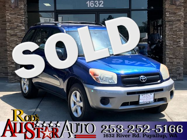 2004 Toyota RAV4 AWD The CARFAX Buy Back Guarantee that comes with this vehicle means that you can