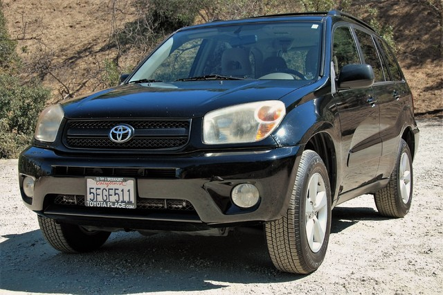 2004 Toyota RAV4 L Studio City, California 2