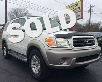 2004 Toyota Sequoia in Charlotte, NC