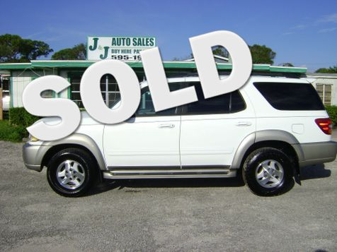 2004 Toyota Sequoia SR5 Limilted in Fort Pierce, FL