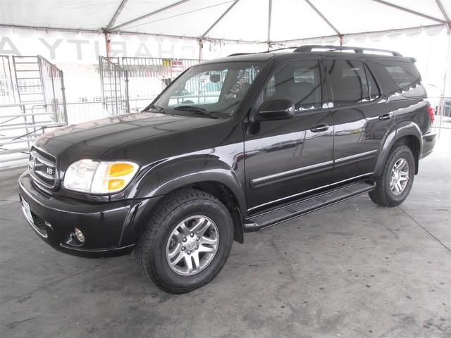 2004 Toyota Sequoia Limited This particular Vehicle comes with 3rd Row Seat Please call or e-mail
