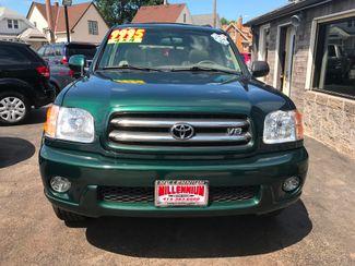 2004 Toyota Sequoia Limited  city Wisconsin  Millennium Motor Sales  in , Wisconsin