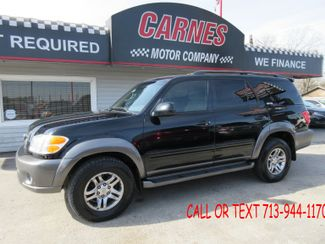 2004 Toyota Sequoia, PRICE SHOWN IS THE DOWN PAYMENT south houston, TX