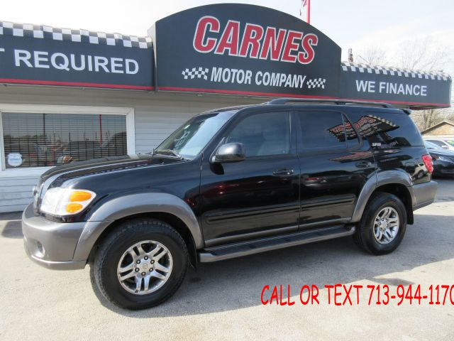 2004 Toyota Sequoia, PRICE SHOWN IS THE DOWN PAYMENT south houston, TX 0