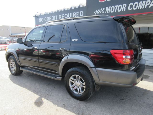 2004 Toyota Sequoia, PRICE SHOWN IS THE DOWN PAYMENT south houston, TX 2