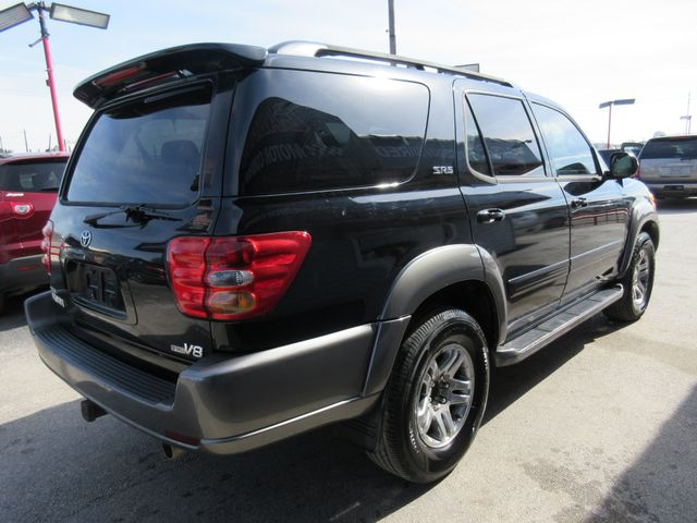 2004 Toyota Sequoia, PRICE SHOWN IS THE DOWN PAYMENT south houston, TX 4