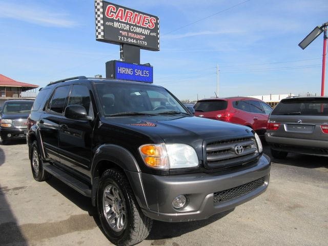 2004 Toyota Sequoia, PRICE SHOWN IS THE DOWN PAYMENT south houston, TX 6