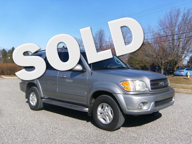 2004 Toyota Sequoia SR5 4WD West Chester, PA 0