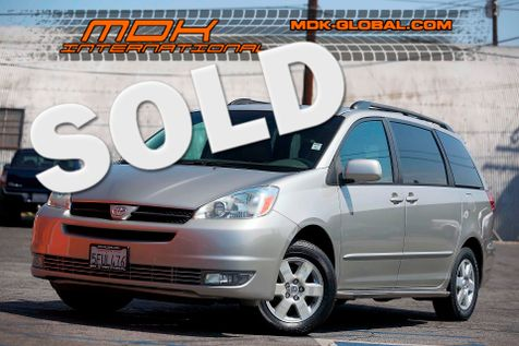 2004 Toyota Sienna XLE - JBL - DVD - LEATHER in Los Angeles