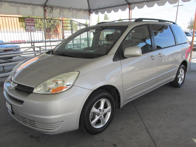 2004 Toyota Sienna LE Please call or e-mail to check availability All of our vehicles are availa