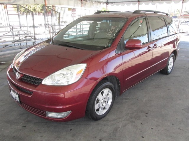 2004 Toyota Sienna XLE This particular Vehicle comes with 3rd Row Seat Please call or e-mail to c