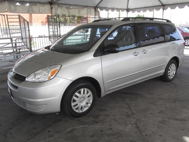 2004 Toyota Sienna CE This particular Vehicle comes with 3rd Row Seat Please call or e-mail to ch