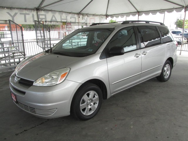 2004 Toyota Sienna LE Please call or e-mail to check availability All of our vehicles are avail