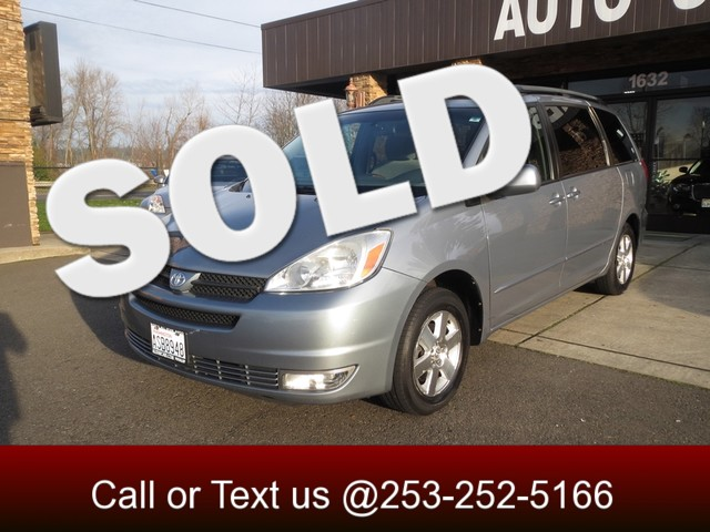 2004 Toyota Sienna XLE The CARFAX Buy Back Guarantee that comes with this vehicle means that you ca