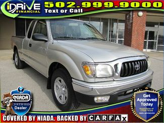 2004 Toyota Tacoma Pickup 2D 6 ft | Louisville, Kentucky | iDrive Financial in Lousiville Kentucky