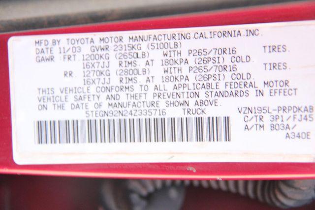 2004 Toyota Tacoma PreRunner Santa Clarita, CA 26