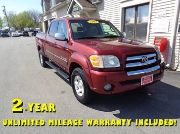 2004 Toyota Tundra SR5 Double Cab 4x4 in Brockport
