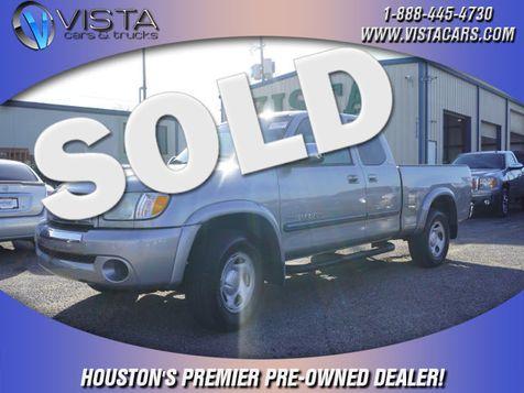 2004 Toyota Tundra SR5 in Houston, Texas