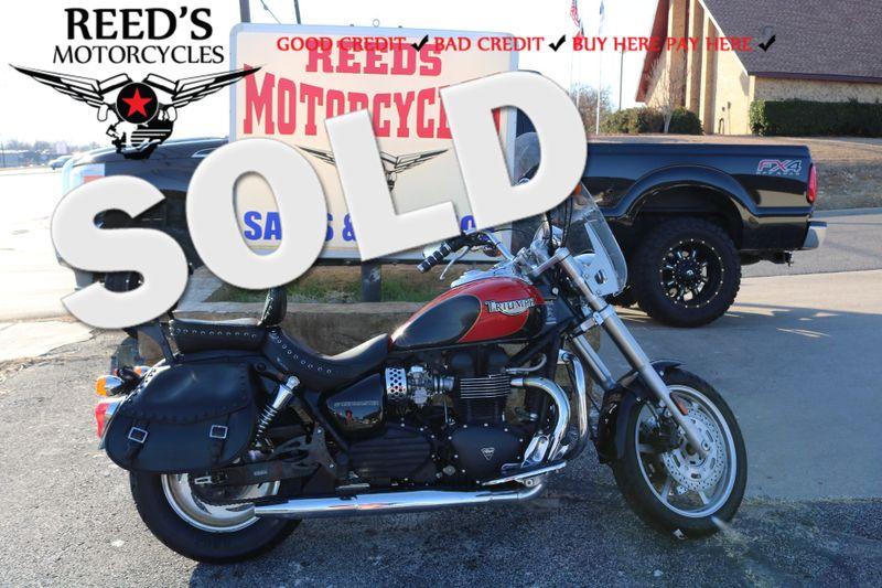 2004 Triumph SpeedMaster    Hurst, Texas   Reed's Motorcycles in Hurst Texas
