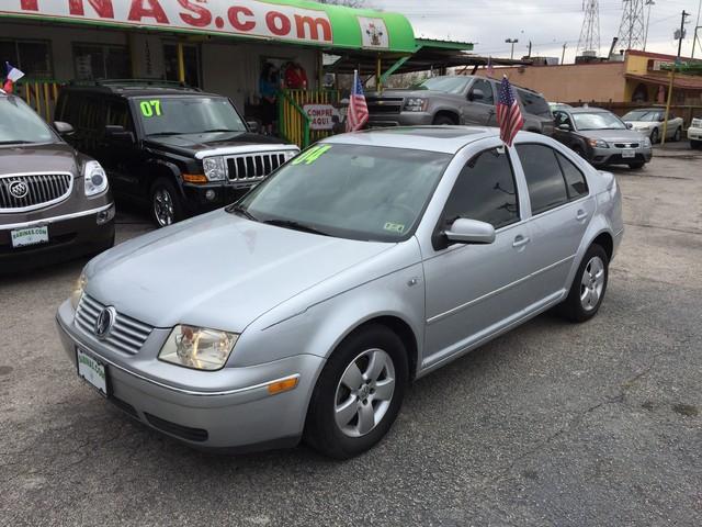 2004 Volkswagen Jetta GLS Houston, TX 2