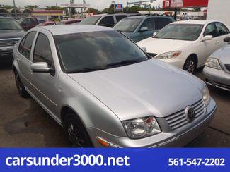 2004 Volkswagen Jetta GL Lake Worth , Florida