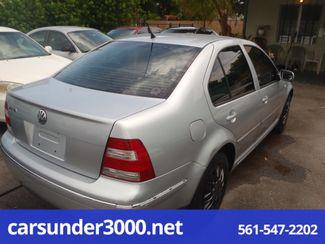 2004 Volkswagen Jetta GL Lake Worth , Florida 3