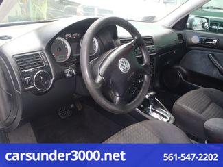 2004 Volkswagen Jetta GL Lake Worth , Florida 5