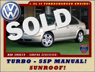 2004 Volkswagen Jetta GLS - SUNROOF - TURBO - 5SP MANUAL! Mooresville , NC