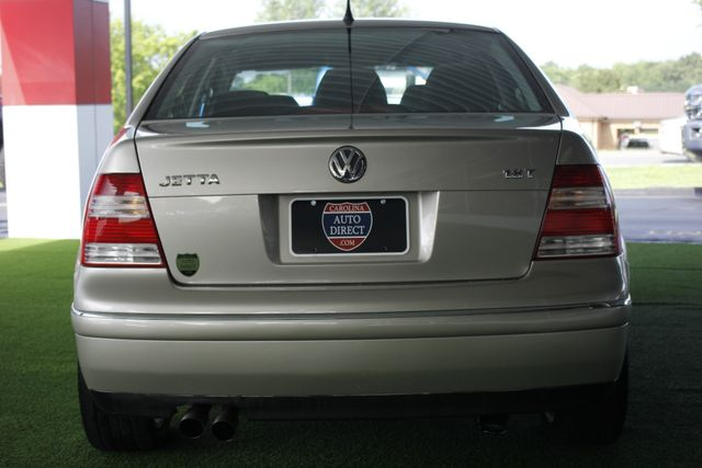 2004 Volkswagen Jetta GLS - SUNROOF - TURBO - 5SP MANUAL! Mooresville , NC 17