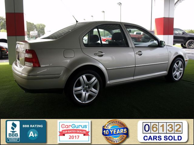 2004 Volkswagen Jetta GLS - SUNROOF - TURBO - 5SP MANUAL! Mooresville , NC 2