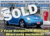 2004 Volkswagen New Beetle Satellite Blue Brockport, NY