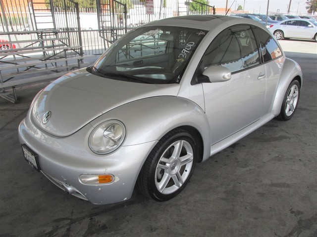 2004 Volkswagen New Beetle GLS Please call or e-mail to check availability All of our vehicles
