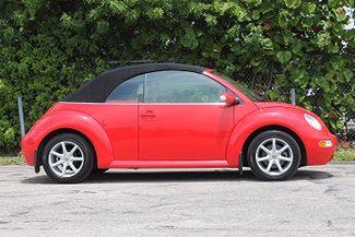 2004 Volkswagen New Beetle GLS Hollywood, Florida 3
