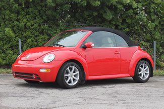 2004 Volkswagen New Beetle GLS Hollywood, Florida 21