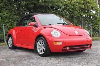 2004 Volkswagen New Beetle GLS Hollywood, Florida 25