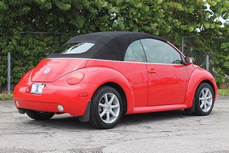 2004 Volkswagen New Beetle GLS Hollywood, Florida 4
